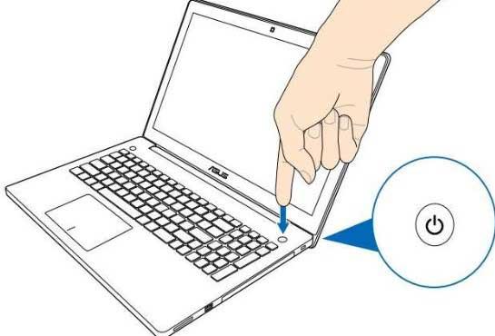 Cara Masuk BIOS Laptop Asus Windows 10