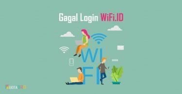 Cara Mengatasi Gagal Login WiFi.ID