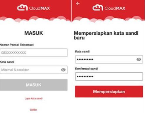 Cara Menggunakan Aplikasi CloudMAX Telkomsel