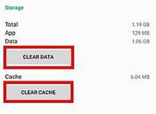 Cara Menghapus Akun Gmail dengan Data Clear