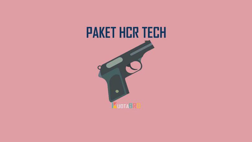 Cara Tembak Paket HCR Tech