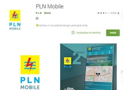 Cek Tagihan Listrik PLN Lewat Android