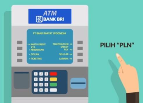 Cek Tunggakan Listrik PLN Via ATM