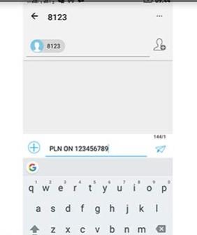 Cek Tunggakan Listrik PLN Via SMS