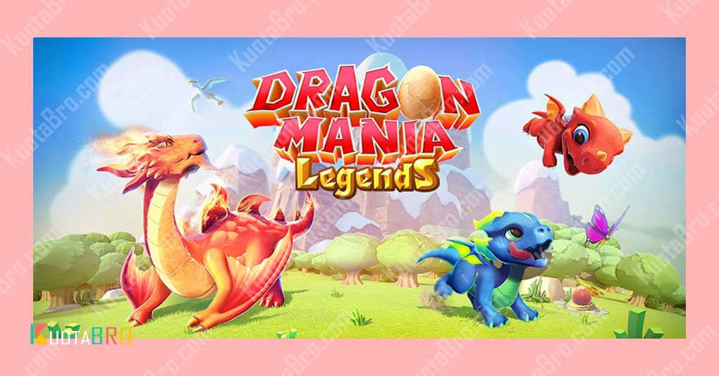 Dragon Mania Legends - Gameloft