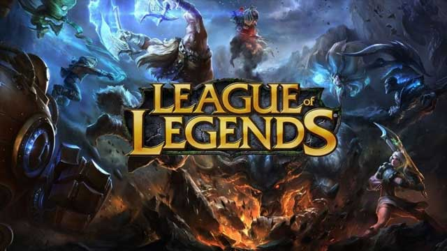 Game PC Ringan League of Legends