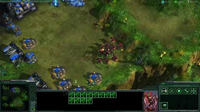 Game PC Ringan Starcraft II: Wings of Liberty