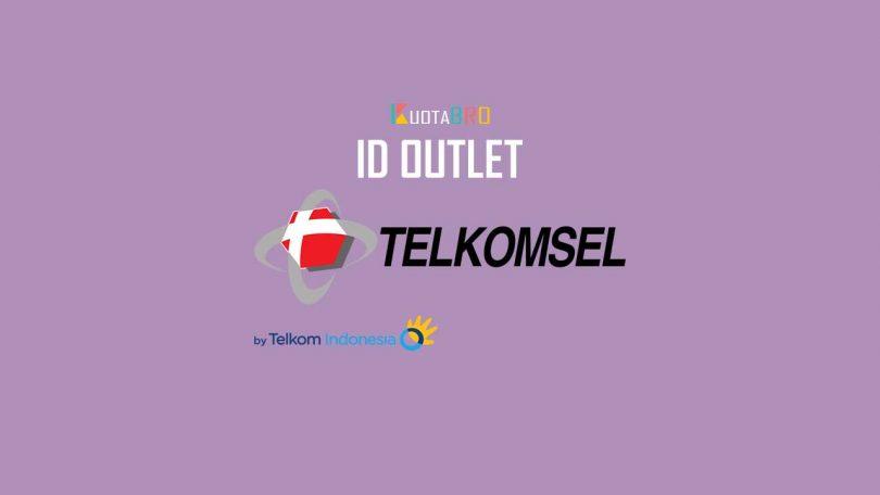 ID Outlet Telkomsel