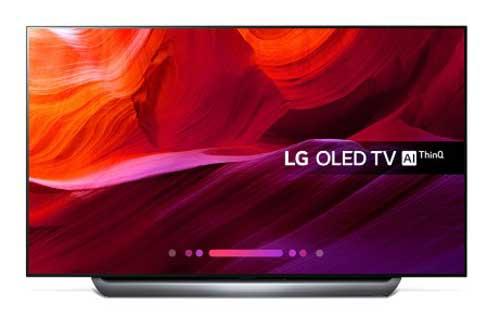 LG c8 OLED TV