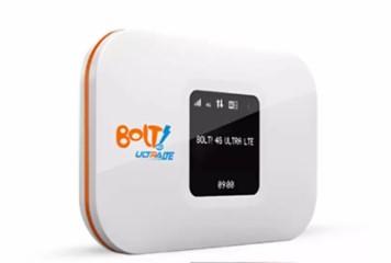 Mi-Fi Router Modem Wi-Fi 4G Bolt