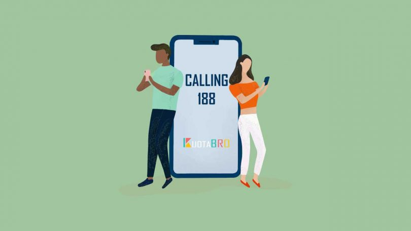 Nomor telepon 188