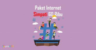 Paket Internet Simpati 60 Ribu