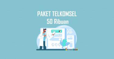 Paket Internet Telkomsel 50 Ribuan