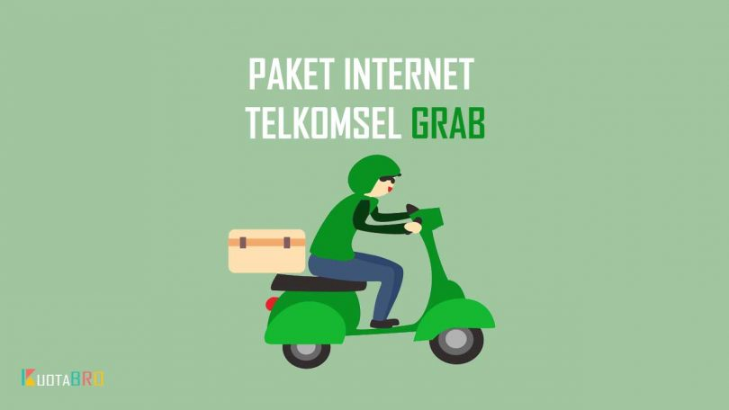 Paket Internet Telkomsel Grab
