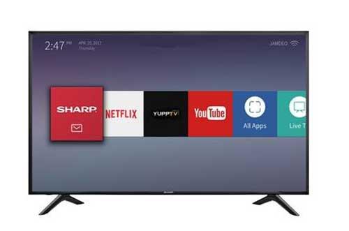 SHARP Aquos N7000 Smart TV