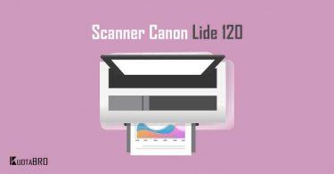 Spesifikasi dan Harga Scanner Canon Lide 120