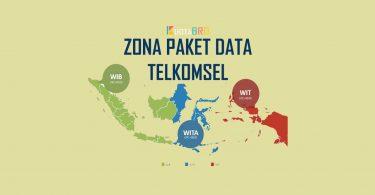 Zona Paket Data Telkomsel