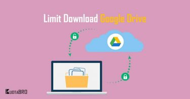 limit download google drive