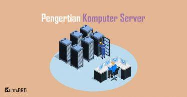 pengertian komputer server