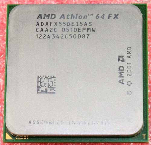 AMD Athlon 64 FX