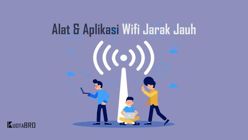 Alat Penangkap Sinyal WiFi Jarak Jauh