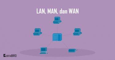 Apa Itu LAN, MAN, dan WAN?