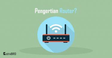 Apa itu Router