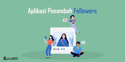Aplikasi Penambah Followers Gratis