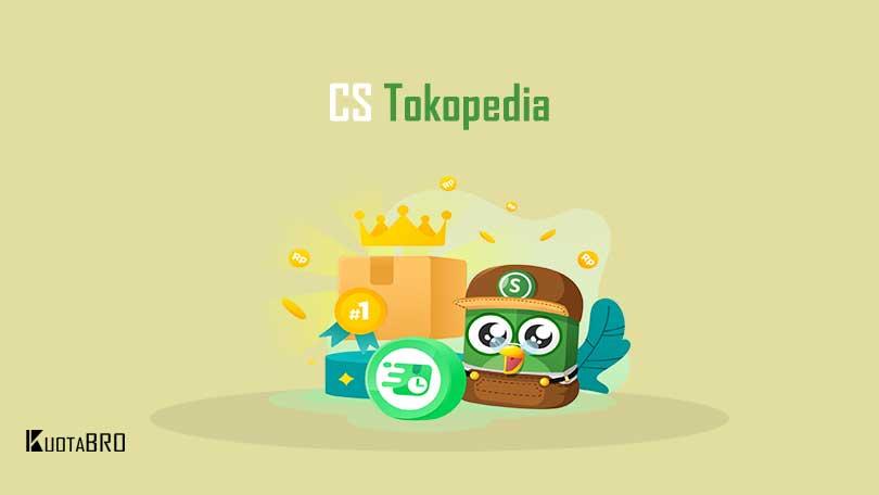 CS Tokopedia