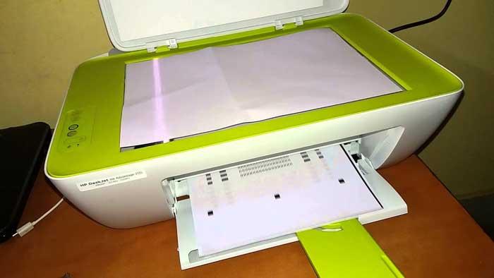 Cara Install Printer HP Deskjet 2135