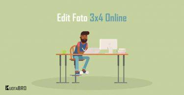 Cara Mengubah Ukuran Foto Menjadi 3x4 Online