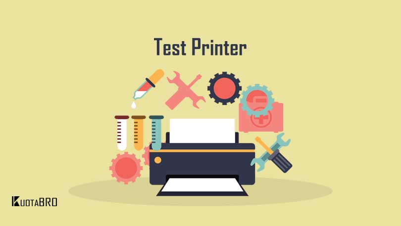 Cara Test Printer
