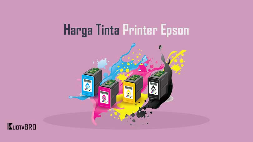 Daftar Harga Tinta Epson