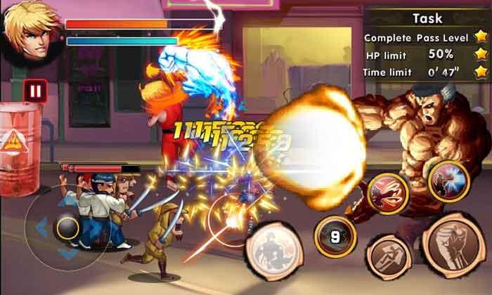 Fury Street 2: Fatal Combat
