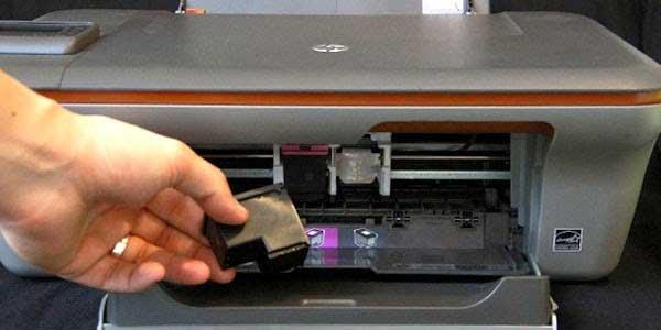 Ganti Cartridge Printer