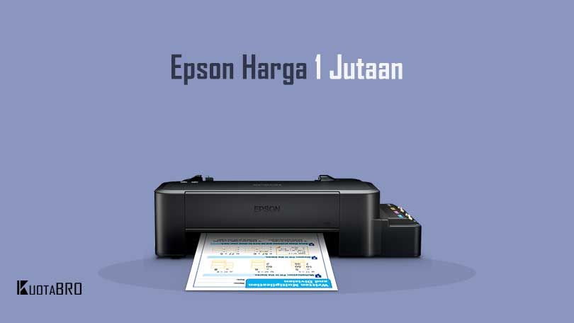 Harga Printer Epson Dibawah 1 Juta