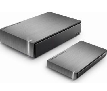LaCie Porsche Design Mobile Drive Hard Disk 2 TB