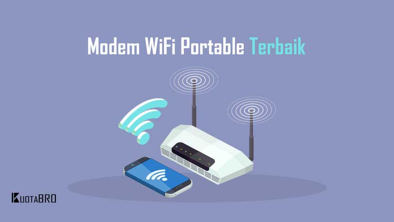 Modem WiFi Portable Terbaik