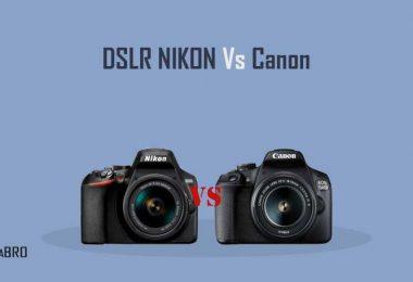 Perbandingan Canon vs Nikon