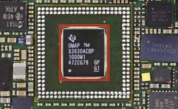 Processor HP OMAP Terbaik