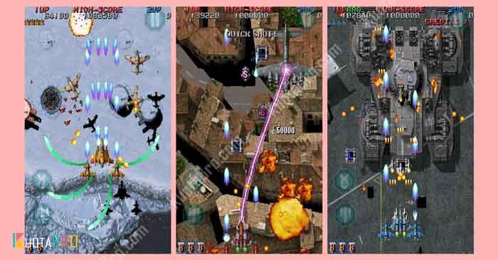 Game Dindong Tembak-Tembakan Raiden Legacy