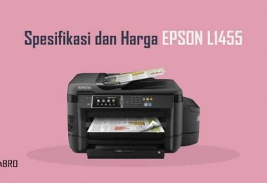 Review EPSON L1455