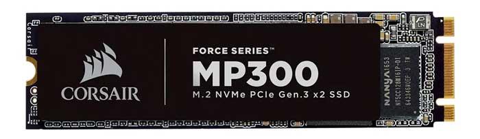 SSD M.2 Corsair MP300