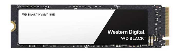 SSD M.2 Western Digital / WD Black