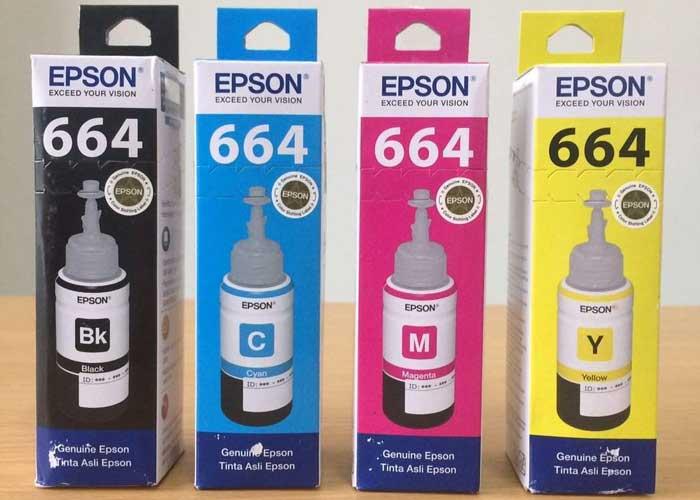 Tips Memilih Tinta Printer Epson