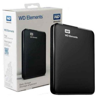WD Elements Hard Disk External