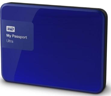 WD My Passport Ultra 1 TB