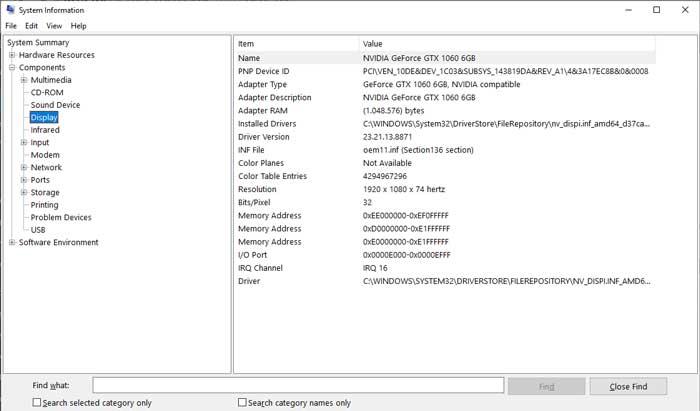 cara cek VGA laptop