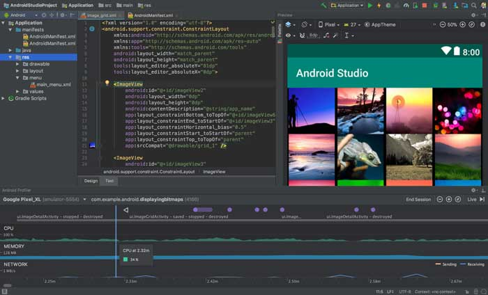Android Studio's Emulator