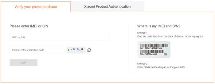 Cara Cek Imei Xiaomi Terdaftar atau Tidak